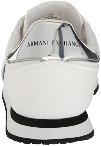 Exchange Sneaker White Armani X Men Fashion Retro A Running qETw068
