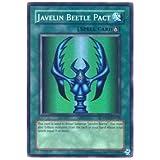pp01-fr013 javelin beetle Card yu-gi-oh super rare