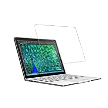Masino® Screen Protector for Microsoft Surface Book Book 2 with Cleaning Tools (Hard Glass Protector for Screen-Clear)