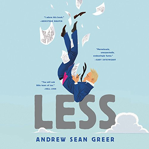 Book Cover: Less
