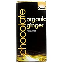 Plamil Org Ginger Choc 70% Cocoa 100g by Plamil