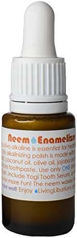 Living Libations - Organic/Wildcrafted Neem Enamelizer Liquid (1 fl oz / 30 ml)