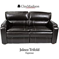 Jaleco Trifold - Luxury RV Clay Madison Seating, RV Furniture Trifold (Espresso)