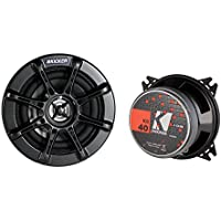 Kicker 11KS40 Car Audio Coaxial 4 Speakers Pair KS40 (Certified Refurbished)