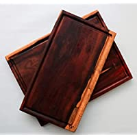 Tabla para picar madera katalox