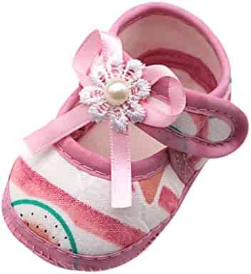 Tronet Baby Girls Boys Car Decorative Soft Bottom Sandals Shoes Non-Slip Baby Shoes