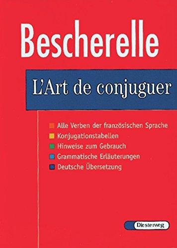 Amazon Com Le Nouveau Bescherelle L Art De Conjuguer Dictionnaire De Verbes Francais Lernmaterialien 9783425067711 Hahn Olaf Books