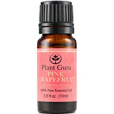 Grapefruit (Pink) Essential Oil. 10 ml. 100% Pure, Undiluted, Therapeutic Grade.