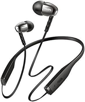 Philips SHB5950BK/27 In-Ear 3.5mm Wireless Bluetooth Headphones