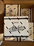 2020 Panini Absolute NFL Football Factory Sealed