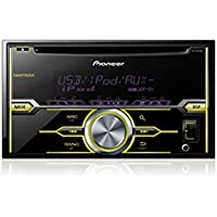 Pioneer FHX520UI Double DIN In-Dash CD/AM/FM Receiver
