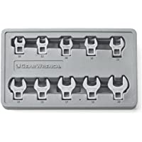 GearWrench 10 Pc. Crowfoot Wrench Set