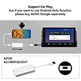 Car Stereo Double Din Car Stereo, Android Head Unit Android 10 Eonon Car Stereo Applicable to 3 Series 1999-2004(E46), 9 Inch Car Radio Support Android Auto Built-in Apple Carplay/DSP -GA9450B