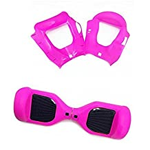 """Unishow ® C-Star Rubber Silicone Cover Case For 6.5"""" Self Balance Scooter Hoverboard"""