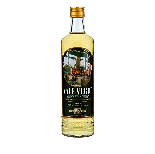 Cachaça Vale Verde Extra Premium Ouro 700ml
