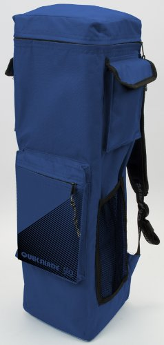 Quik Shade GO Hybrid Compact 7'x7' Backpack Canopy - Blue