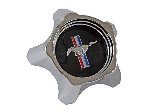 Mustang Wheel Cap Styled Steel Each 1967 Black