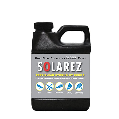 Solarez UV Cure Polyester Gloss Resin (Pint)