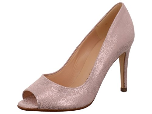Rosa de rosa Anna para Piel de Zapatos Kaiser Peter mujer vestir wUvFqzxX