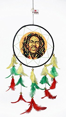 Rooh Dream Catcher ~ Canvas Bob Marley