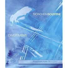 Divertimenti [Hybrid SACD] [Includes Blu-Ray Disc]