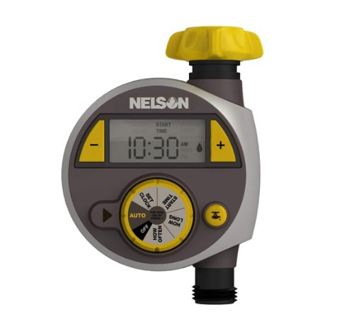 Nelson Single Outlet Hose Faucet Water Timer