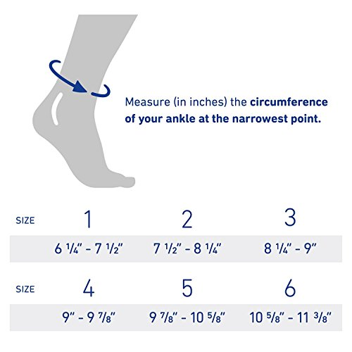 Bauerfeind MalleoTrain Plus Ankle Support - Titanium (Left,4) by Bauerfeind (Image #4)