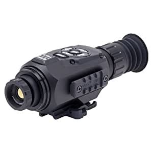 ATN ThOR HD 384 1.25-5x/19mm Smart Thermal Riflescope w/1080p Video, WiFi, GPS, Image Stabilization, Range Finder, Ballistic Calculator and IOS and Android Apps