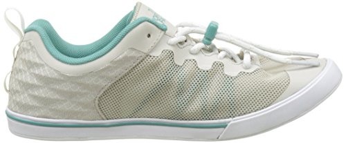 The North Face Base Camp Flow, Zapatillas de Senderismo para Mujer Gris (Ivory)