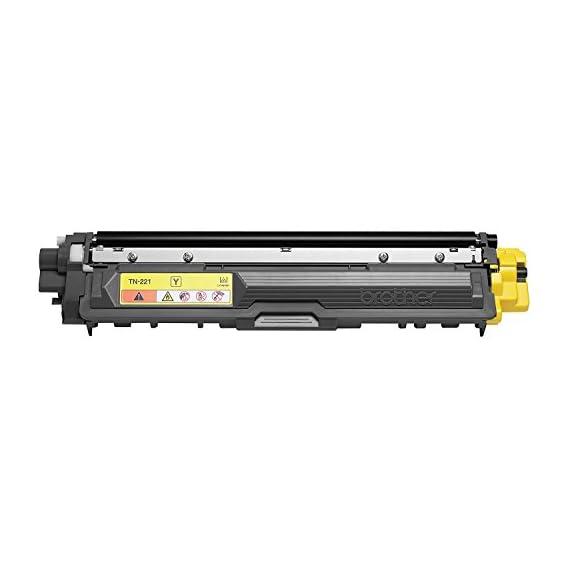 Brother Genuine Tn221 (Tn-221) Color (Cyan/Magenta/Yellow) Toner Cartridge 3-Pack (Tn221C ,Tn221M ,Tn221Y) Brother Hl-3140Cw, Hl-3170Cdw, Mfc-9130Cw, Mfc-9330Cdw By Brother
