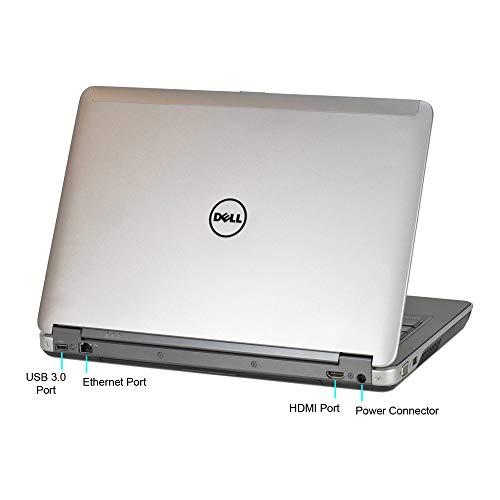 2020 Premium Dell Latitude E6440 14 Inch Business Laptop (Intel Dual Core i5-4300M up to 3.3GHz, 8GB DDR3 RAM, 1TB HDD, Intel HD 4600, DVD, WiFi, HDMI, Windows 10 Pro) (Renewed)