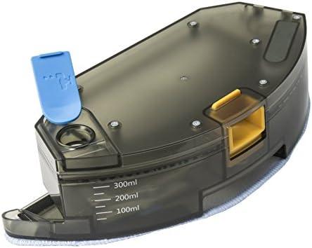 Cecotec Repuesto Depósito friega Suelos con Mopa de Microfibra Conga Excellence. Compatible con Robots Aspiradores Gama Excellence: Amazon.es: Hogar