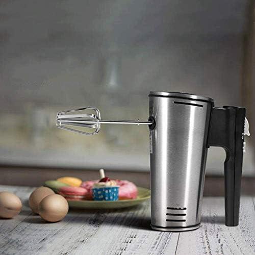 XXDTG Fouet Blender, 300W, 90 Secondes for Terminer, 6 Réglage de la Vitesse, de Haute qualité Eggbeater avec Un Bouton Eject Design