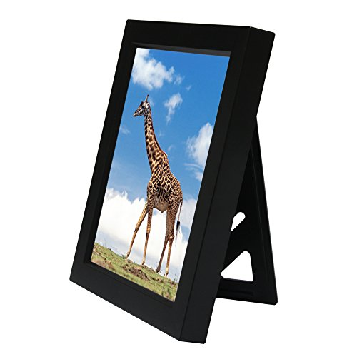Kwanwa Electronic Voice Recording Photo Frame For 5x7' Picture. Press The Photo To Play Recorded Voice Messgae. Item For Mother or Father