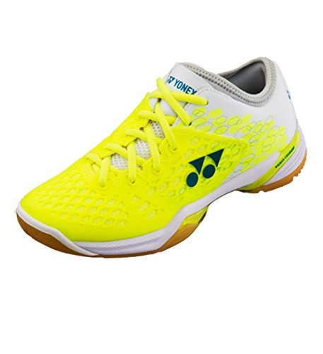 Yellow Cushion White Women's 03ZL Power Yonex Shoes YB1FFq