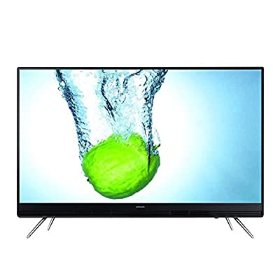 "Samsung UA-32K5100 32"" Full HD 1080P Multi System Slim LED TV with Free HDMI Cable, 110-240V, Black"