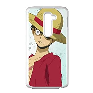 One Piece LG G2 Cell Phone Case White DIY Ornaments xxy002-9142155