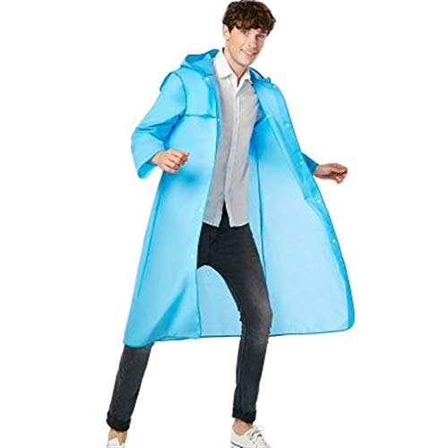 Adult Student D Poncho Paragraph Women Impermeabile Raincoat Hiking Fashion Targogo Young Single Outdoor Long Trasparente Tourism EqgtnZ
