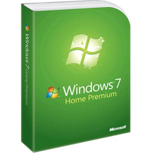 Microsoft Windows 7 Home Premium - - Windows 7 Upgrade From Vista
