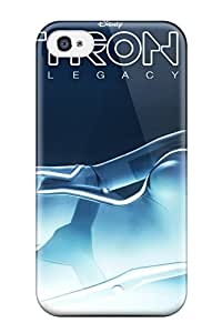 Cute High Quality Iphone 4/4s Tron Legacy Case