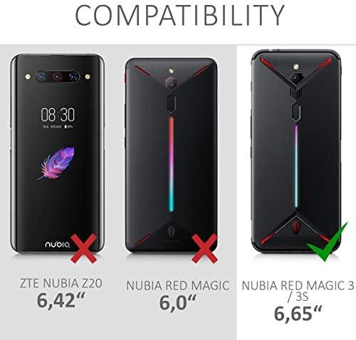 kwmobile Funda Compatible con ZTE Nubia Red Magic 3 / 3s: Amazon.es: Electrónica