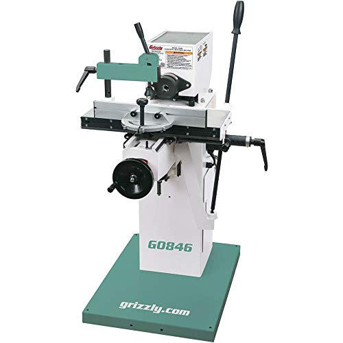 Grizzly Industrial G0846 - Horizontal Slot Mortiser