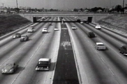 American History of US Interstate Highway, Roads, & Transportation Systems Films ()