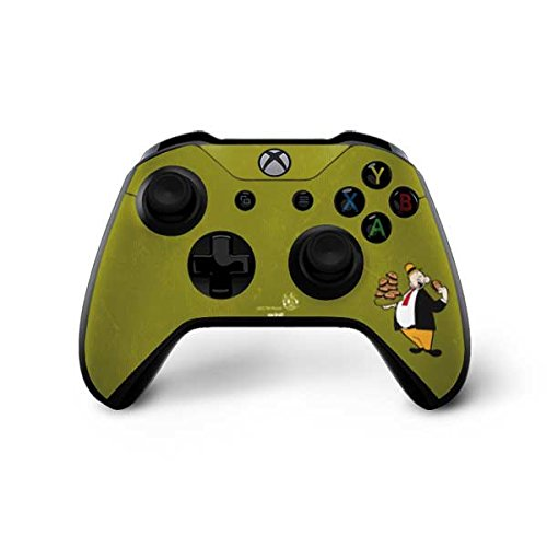 - Skinit J Wellington Eating Burgers Xbox One X Controller Skin - Officially Licensed Betty Boop Gaming Decal - Ultra Thin, Lightweight Vinyl Decal Protection