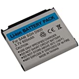 Battery compatible with Samsung SGH-D900, SGH-D900i, SGH-E780
