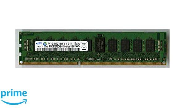 Samsung 4GB 1Rx4 PC3L-10600R DDR3 ECC Registered Server Memory M393B5270DH0-YH9