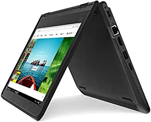 Premium Lenovo Thinkpad Yoga 11e 2-in-1 Business Laptop/Tablet - 11.6 IPS Touchscreen Gorilla Glass Intel Core m3-7Y30 1.0/2.6GHz 8GB RAM 128B SSD 802.11ac BT4 Webcam Dolby Audio Spill Resistant