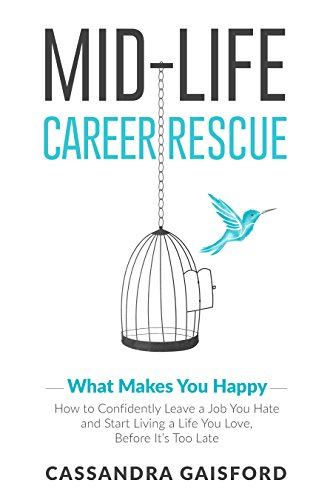 Pdf Spirituality Midlife Career Rescue (What Makes You Happy): How to change careers, confidently leave a job you hate, and start living a life you love, before it's too late