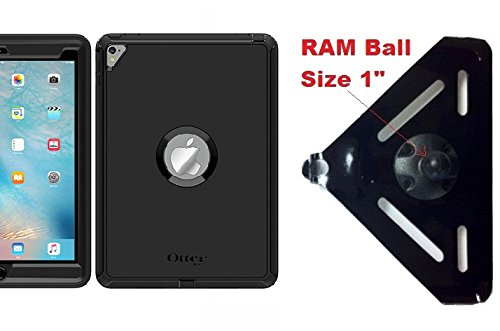 "SlipGrip RAM 1"" Ball Mount For Apple iPad Pro 9.7 Tablet ..."