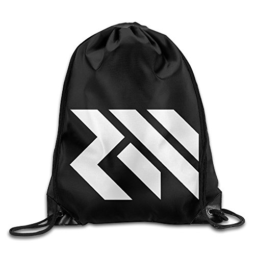 Price comparison product image Show Time Russellw Logo Backpack Gymsack Drawstring Gym Sack